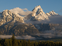 Tetons photo